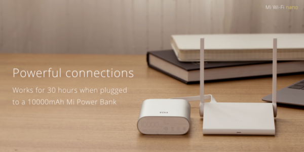 Mi Wi-Fi nano Power Bank