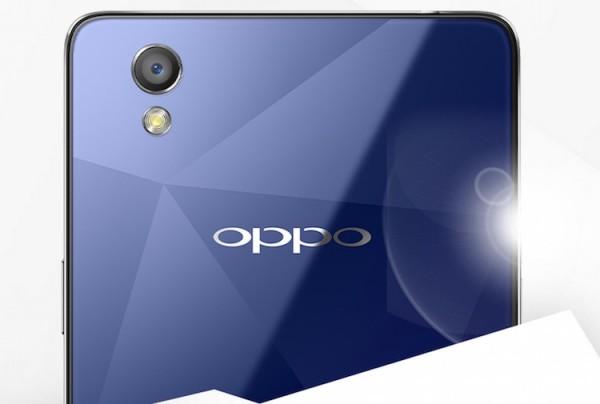 Oppo Mirror 5 Rear