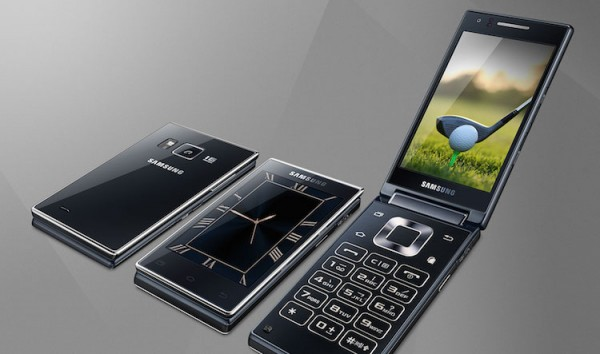 Samsung G9198 Dual DIsplay Flip Phone