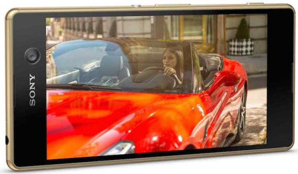 Sony Xperia M5 Processor and Display