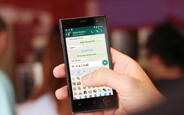 WhatsApp for Android Updated with New Features Emoji Mark Messages as Unread and More