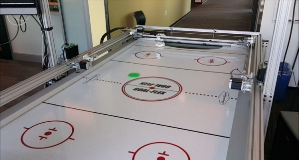 Windows 10 IoT Core Air Hockey