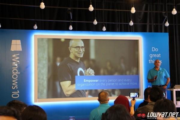 Windows 10 Malaysian Launch 01