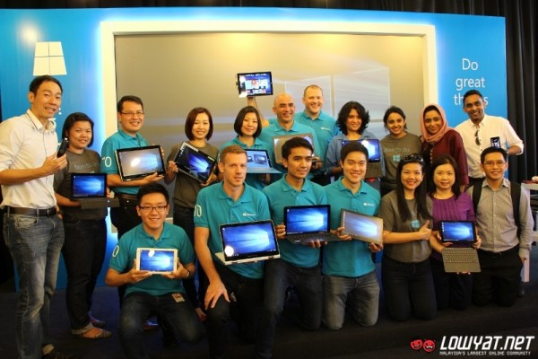 Windows 10 Malaysian Launch 10