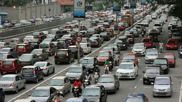 traffic-jam-malaysia