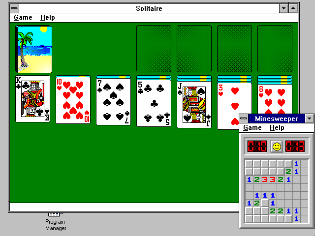 Image result for minesweeper solitaire