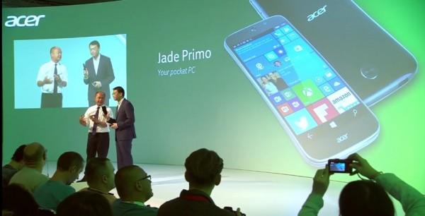Acer Jade Primo - IFA 2015