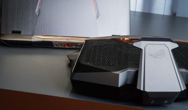ASUS ROG GX700 Liquid Cooled Gaming Laptop