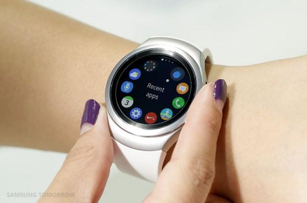 Samsung Gear S2 - IFA 2015