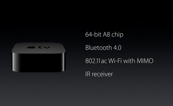 Apple TV Specifications