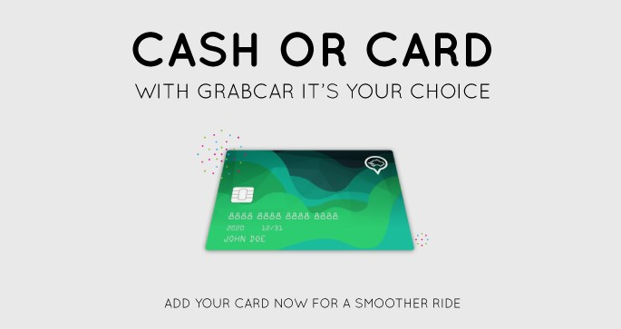 MyTeksi's GrabPay Cashless Payment Option