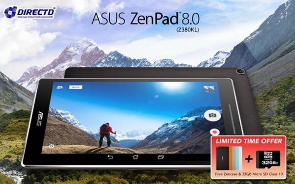 ASUS ZenPad 8.0 at DirectD