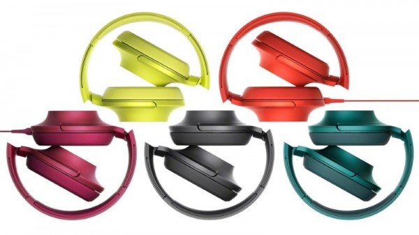 Sony h.ear on Headphones