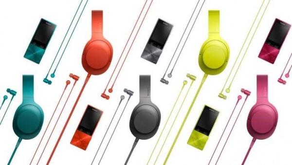 Sony h.ear Headphones and Hi-Res Audio Walkman