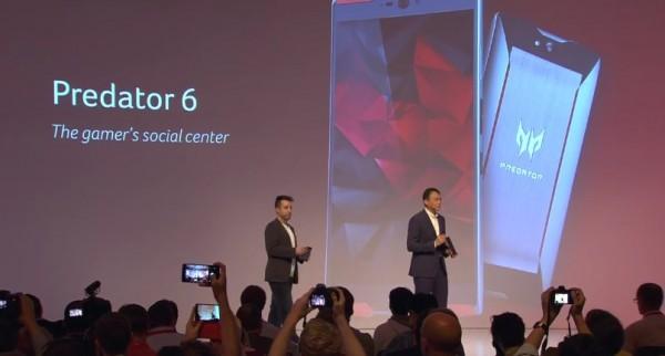 Acer Predator 6 Background