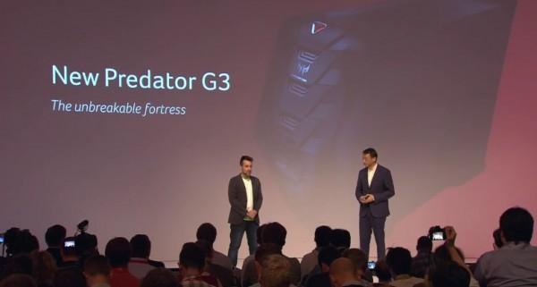 Acer Predator G3 Background