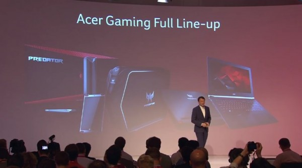 Acer Predator Lineup