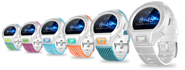 Alcatel OneTouch Go Watch Lineup