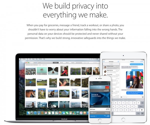 Apple Privacy Update 2