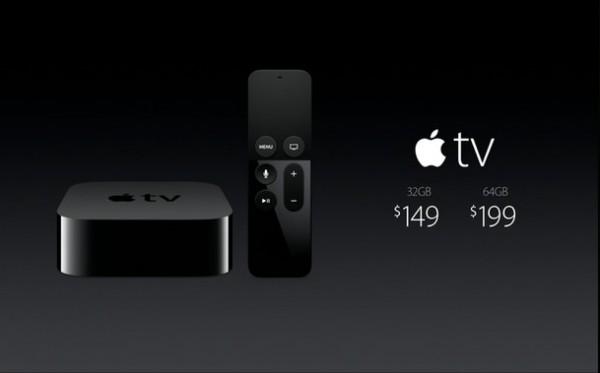 Apple TV 2015 Price