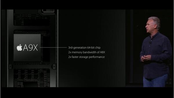 Apple iPad Pro A9X
