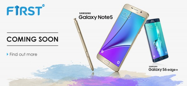 Celcom Samsung Galaxy Note 5 and s6 edge Plus