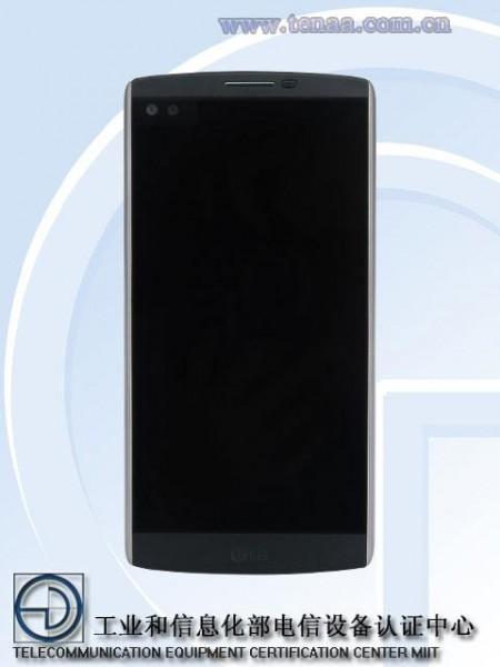 LG V10 Leak TENAA