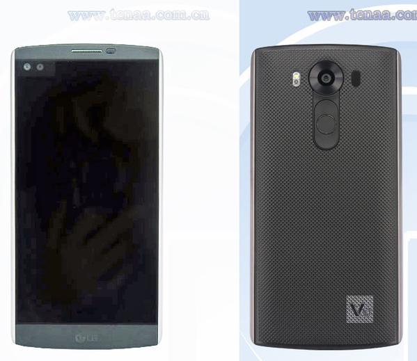LG V10 Leak