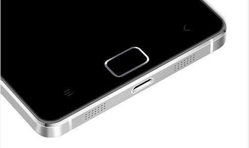 Leagoo Elite 1 fingerprint sensor