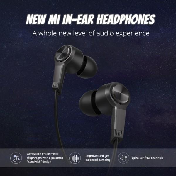 New Mi In Ear Headphones
