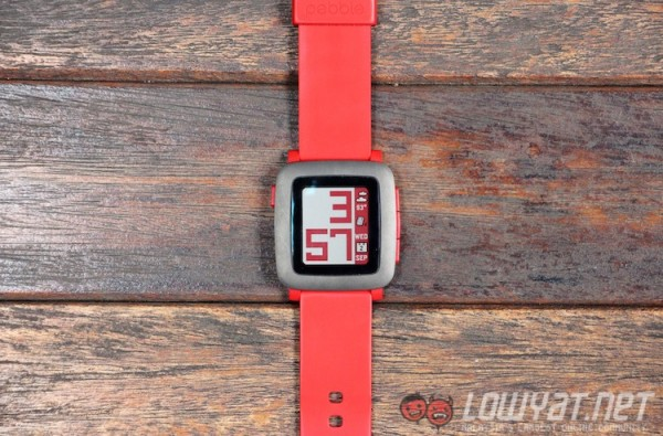 Pebble Time Review Main
