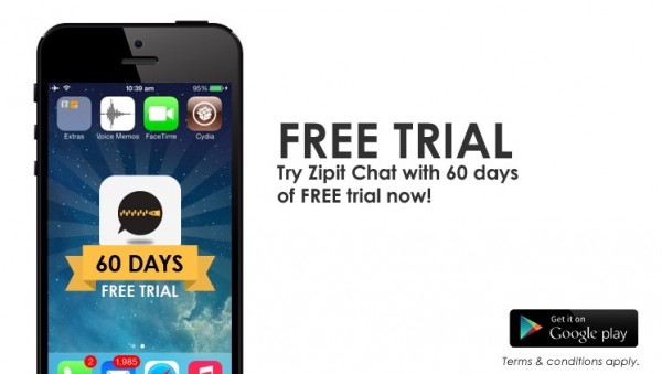 Zipit Chat Free Trial