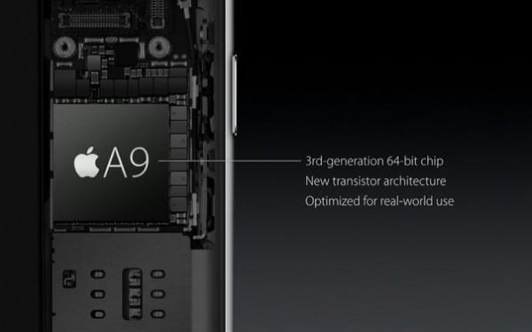 iPhone 6S A9 Processor