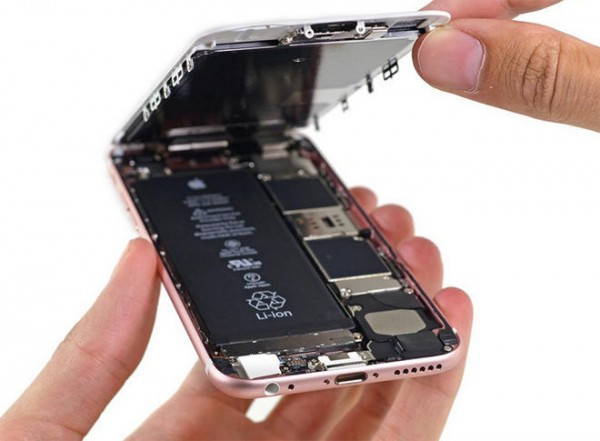 iphone 6s teardown