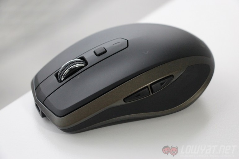 Lightning Review: MX Anywhere 2 Wireless Mouse | Lowyat NET