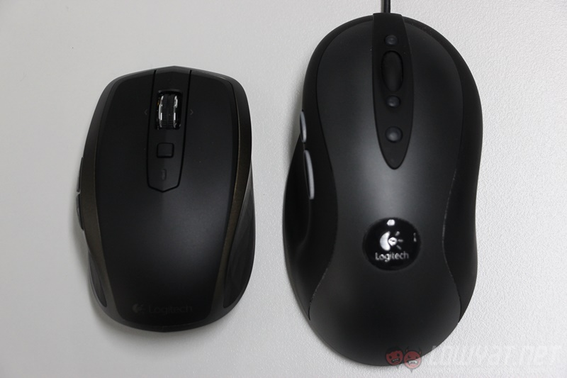 Lightning Review: MX Anywhere 2 Wireless Mouse   Lowyat NET