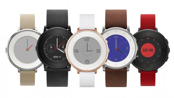 Pebble Introduces Pebble Time Round, its First Round Smartwatch