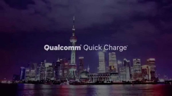 Qualcomm Introduces Quick Charge 3.0 that is Four Times Faster than Conventional Charging