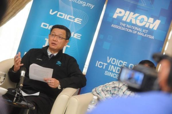 PIKOM Chairman - Cheah Kok Hoong