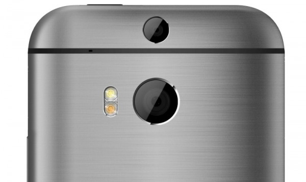 HTC One (M8 EYE) Camera
