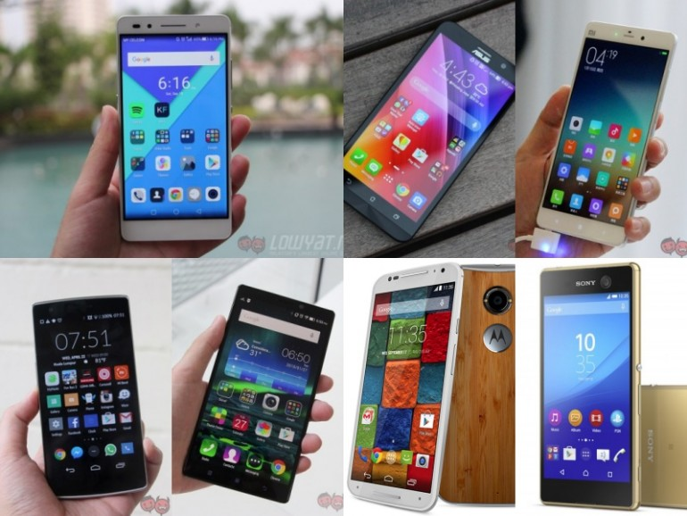 These Are the 7 Best Value for Money Smartphones You Can ...
