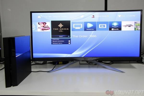 Acer XR341CK002