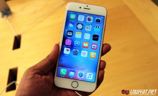 Apple iPhone 6s Hands On 09
