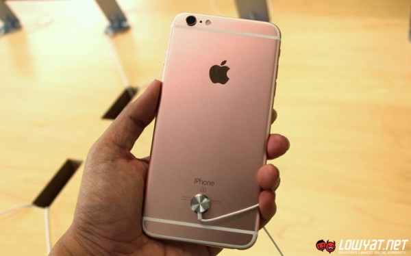 Apple iPhone 6s Plus Hands On 05