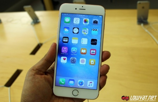 Apple iPhone 6s Plus Hands On 08