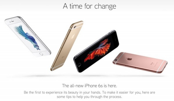Maxis Get Ready for iPhone 6s and iPhone 6s Plus