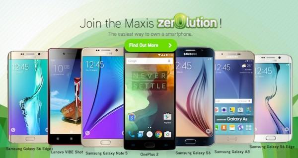 Maxis Zerolution