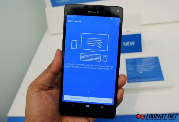 Microsoft Lumia 950 XL Hands On 13