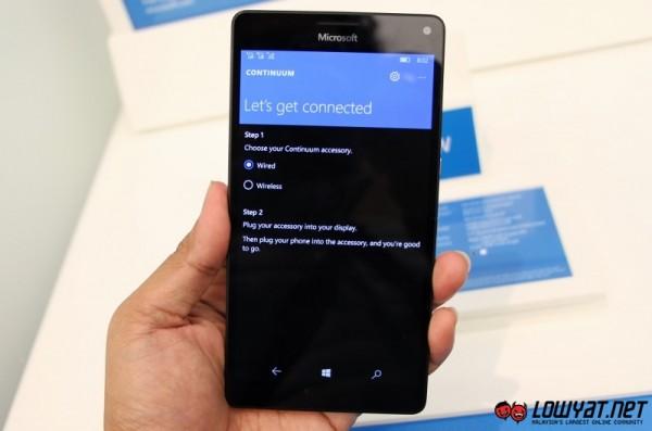 Microsoft Lumia 950 XL Hands On 14