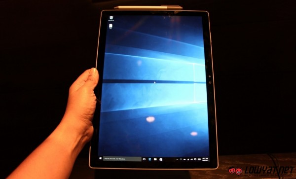 Microsoft Surface Book Hands On 15
